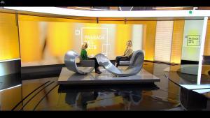 Léa Drucker dans Passage des Arts - 23/10/19 - 01