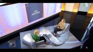 Léa Drucker dans Passage des Arts - 23/10/19 - 03
