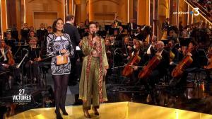 Leïla Kaddour dans les Victoires de la Musique Classique - 21/02/20 - 09