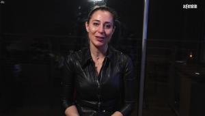 Magali Berdah dans Interview pour au Feminin - 29/01/20 - 02