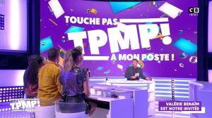 Magali Berdah dans Touche pas à mon Poste - 04/10/19 - 03