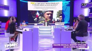 Magali Berdah dans Touche pas à mon Poste - 20/09/19 - 04