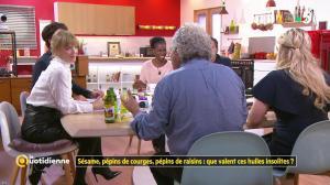 Maya Lauqué dans la Quotidienne - 08/11/19 - 04