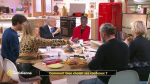 Maya Lauqué dans la Quotidienne - 13/12/19 - 03