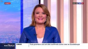 Pascale De La Tour Du Pin dans la Matinale - 02/03/20 - 01