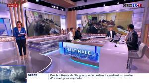 Pascale De La Tour Du Pin dans la Matinale - 02/03/20 - 02
