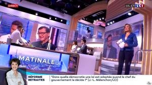 Pascale De La Tour Du Pin dans la Matinale - 02/03/20 - 04