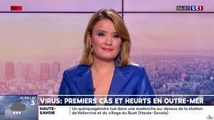 Pascale De La Tour Du Pin dans la Matinale - 02/03/20 - 06