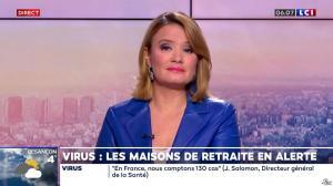Pascale De La Tour Du Pin dans la Matinale - 02/03/20 - 07