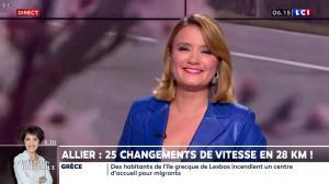 Pascale De La Tour Du Pin dans la Matinale - 02/03/20 - 08