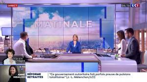 Pascale De La Tour Du Pin dans la Matinale - 02/03/20 - 09
