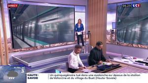 Pascale De La Tour Du Pin dans la Matinale - 02/03/20 - 10