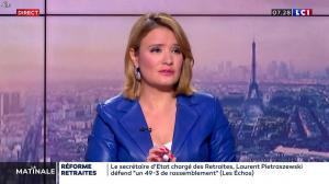 Pascale De La Tour Du Pin dans la Matinale - 02/03/20 - 14