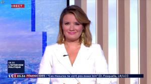 Pascale De La Tour Du Pin dans la Matinale - 04/09/19 - 01