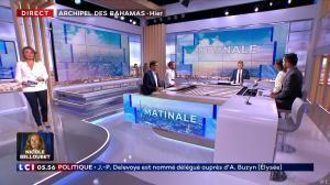 Pascale De La Tour Du Pin dans la Matinale - 04/09/19 - 02