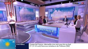 Pascale De La Tour Du Pin dans la Matinale - 06/01/20 - 02