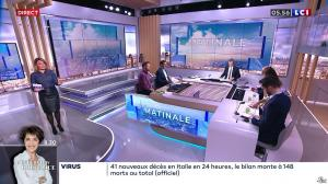 Pascale De La Tour Du Pin dans la Matinale - 06/03/20 - 02