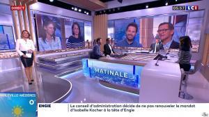 Pascale De La Tour Du Pin dans la Matinale - 07/02/20 - 04