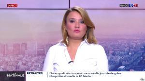 Pascale De La Tour Du Pin dans la Matinale - 07/02/20 - 05