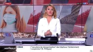 Pascale De La Tour Du Pin dans la Matinale - 07/04/20 - 01