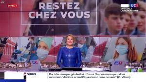 Pascale De La Tour Du Pin dans la Matinale - 08/04/20 - 03