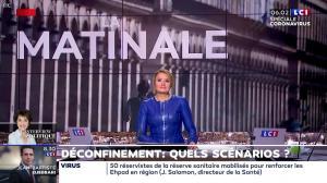 Pascale De La Tour Du Pin dans la Matinale - 08/04/20 - 04