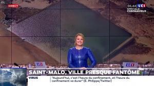 Pascale De La Tour Du Pin dans la Matinale - 08/04/20 - 08