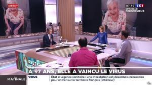 Pascale De La Tour Du Pin dans la Matinale - 08/04/20 - 12