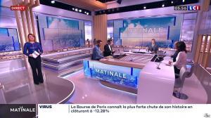 Pascale De La Tour Du Pin dans la Matinale - 13/03/20 - 01