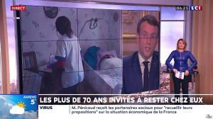 Pascale De La Tour Du Pin dans la Matinale - 13/03/20 - 02