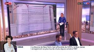 Pascale De La Tour Du Pin dans la Matinale - 13/03/20 - 04