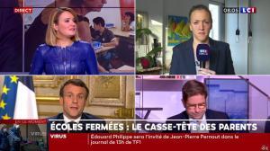 Pascale De La Tour Du Pin dans la Matinale - 13/03/20 - 09