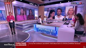 Pascale De La Tour Du Pin dans la Matinale - 20/02/20 - 01