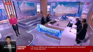 Pascale De La Tour Du Pin dans la Matinale - 20/02/20 - 06