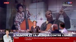 Pascale De La Tour Du Pin dans la Matinale - 20/03/20 - 01