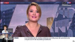 Pascale De La Tour Du Pin dans la Matinale - 20/03/20 - 05