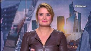 Pascale De La Tour Du Pin dans la Matinale - 20/03/20 - 06
