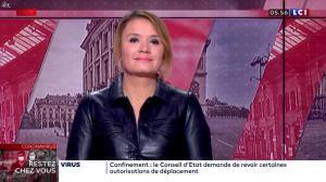 Pascale De La Tour Du Pin dans la Matinale - 23/03/20 - 01
