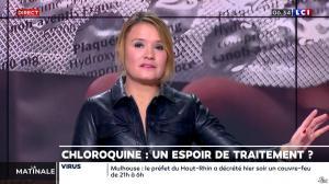 Pascale De La Tour Du Pin dans la Matinale - 23/03/20 - 06