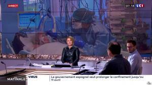 Pascale De La Tour Du Pin dans la Matinale - 23/03/20 - 11