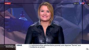 Pascale De La Tour Du Pin dans la Matinale - 23/03/20 - 12