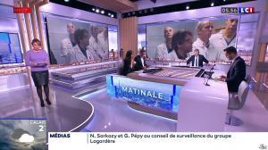 Pascale De La Tour Du Pin dans la Matinale - 28/02/20 - 01