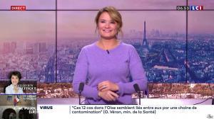 Pascale De La Tour Du Pin dans la Matinale - 28/02/20 - 04