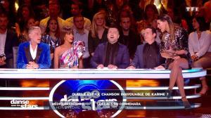 Shy m'et Karine Ferri dans Danse avec les Stars - 07/11/19 - 06