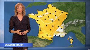 Stéphanie Duval à la Météo - 21/08/19 - 03