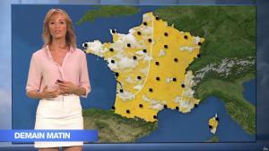 Stéphanie Duval à la Météo - 23/08/19 - 02