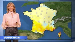 Stéphanie Duval à la Météo du Soir - 18/09/19 - 03