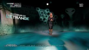 Stéphanie Renouvin dans Au Coeur de l'Etrange - 08/10/19 - 03