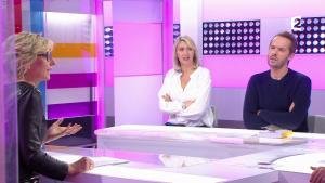 Sylvie Adigard dans c'est au Programme - 06/04/17 - 03