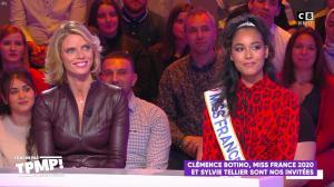 Sylvie Tellier dans Touche pas à mon Poste - 07/01/20 - 23